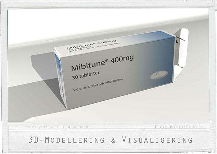 Fiktiv medicinask - UV-mappning