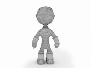 wireframe Lampster